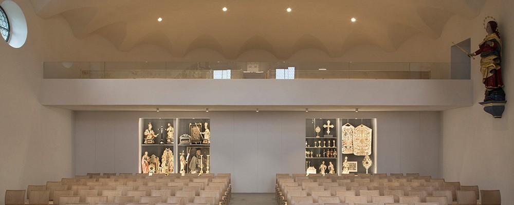 Kirchenschatzausstellung – Pfarrkirche Schattdorf