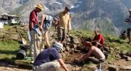 Archäologische Ausgrabung – Attinghausen-Geissrüggen