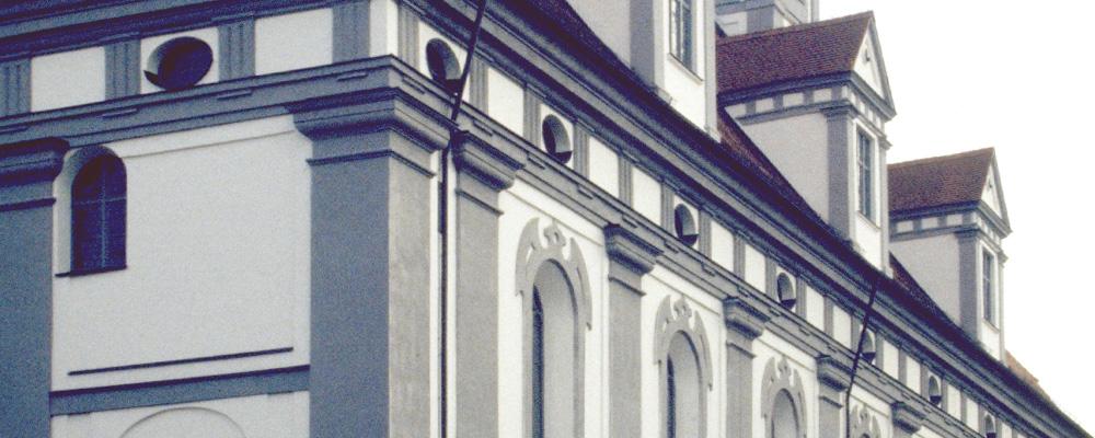 Studienkirche, Dillingen