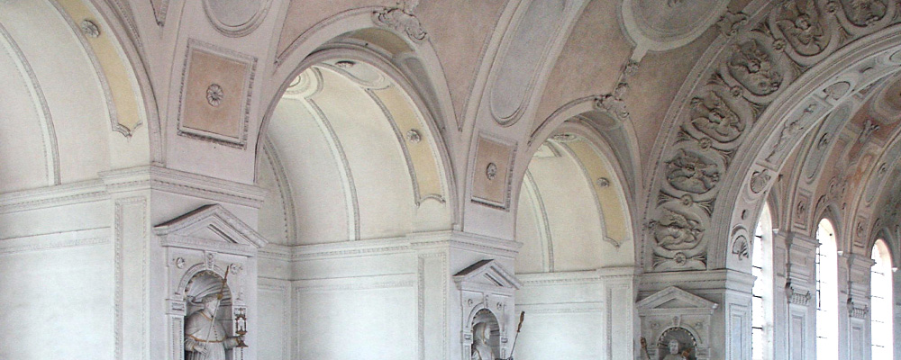 Wandpfeiler – St. Ignatius, Landshut