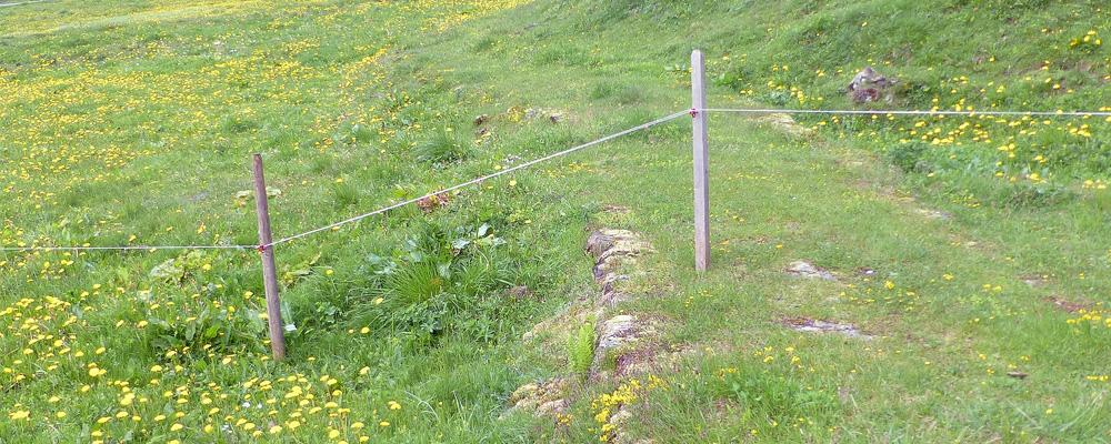 Dammweg, Urnerboden